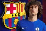 برشلونة يعتزم تحصين دفاعاته بضم ديفيد لويز في الانتقالات الشتوية
