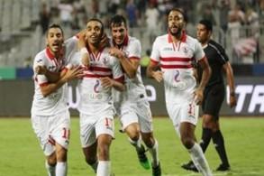 الزمالك يهزم الانتاج الحربي ويبتعد في صدارة الدوري المصري