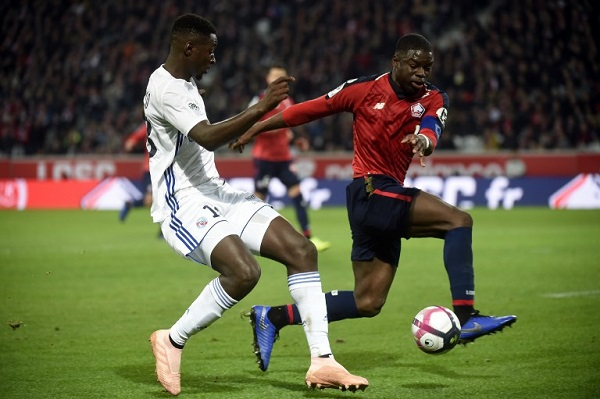 ليل ثانيا موقتا بتعادل سلبي مع ستراسبورغ في الدوري الفرنسي