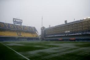 الأمطار ترجىء ذهاب نهائي كأس ليبرتادوريس إلى الأحد