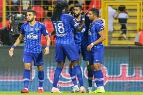 الهلال يحافظ على سجله المثالي منذ مطلع الموسم الحالي