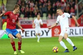 بولندا تسقط وديا أمام تشيكيا