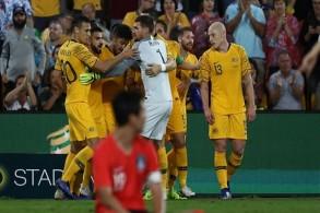 ليونغو ينقذ أستراليا من الخسارة أمام كوريا الجنوبية