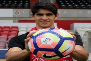 ياسين بونو، حارس مرمى فريق جيرونا الإسباني والمنتخب المغربي