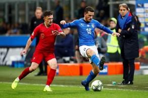 البرتغال أول المتأهلين إلى نصف نهائي دوري الأمم بتعادلها مع إيطاليا