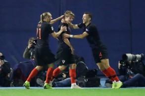 كرواتيا تثأر من إسبانيا وتنعش آمالها في دوري الأمم الأوروبية