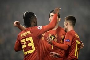 فوز ثالث تواليا لبلجيكا في دوري الأمم الأوروبية
