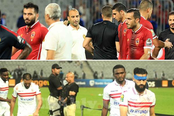 يعتبر نهائي عام 2018 ثالث نهائي على التوالي تخسره الكرة المصرية في مسابقة دوري ابطال افريقيا