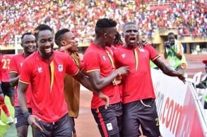 أوغندا تحجز مكانها في نهائيات أمم إفريقيا 2019