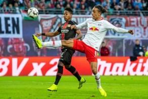 لايبزيغ ثالثا بفوزه على ليفركوزن بثلاثية نظيفة في الدوري الألماني