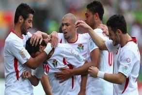 فوز الأردن على الهند استعدادا لكأس آسيا