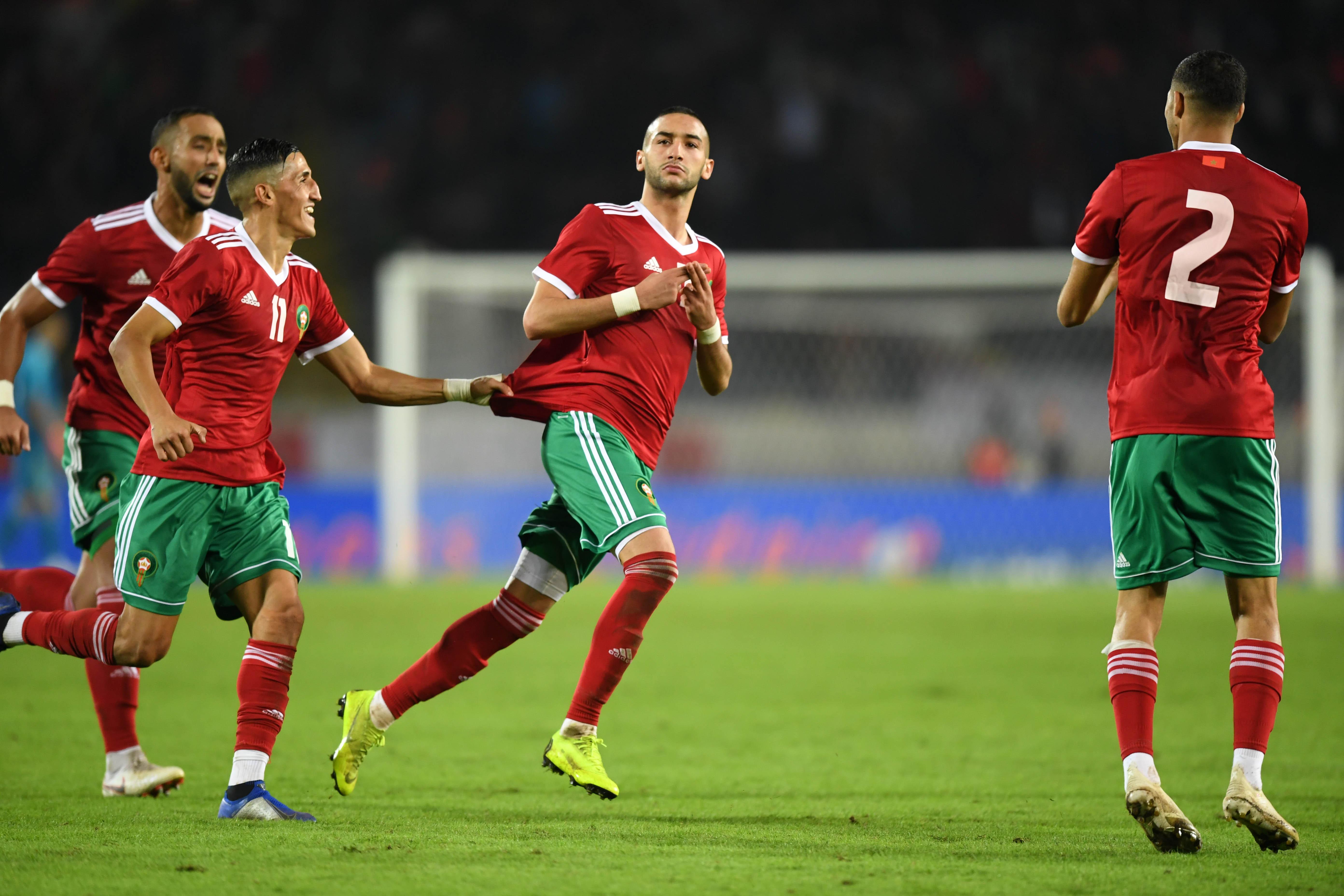 فرحة مغربية