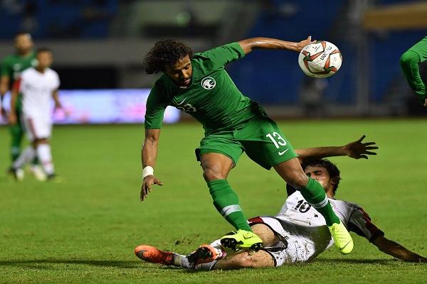 فوز صغير للسعودية على اليمن استعدادا لكأس آسيا