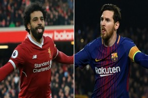 صلاح أبرزهم .. ميسي يطالب برشلونة بالتعاقد مع 4 لاعبين