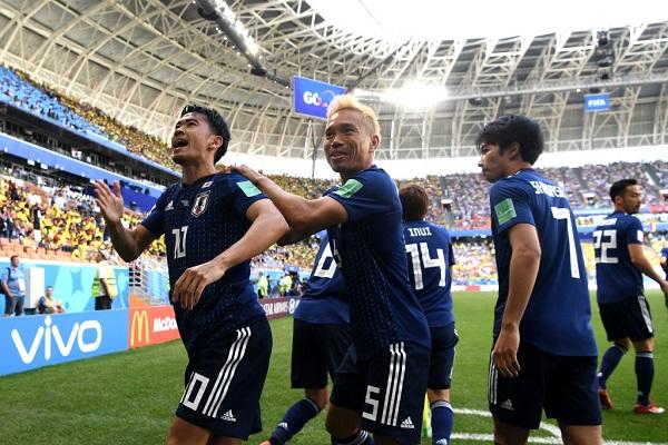 اليابان تواصل عروضها الجيدة بقيادة موريياسو برباعية ضد قرغيزستان