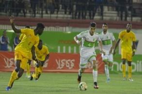 الجزائر تعود من لومي ببطاقة التأهل إلى كأس الأمم الأفريقية