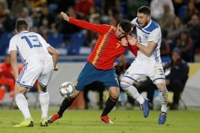 فوز صغير لبدلاء إسبانيا على البوسنة والهرسك وديا