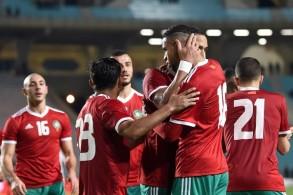 المغرب يحسم الدربي المغاربي أمام تونس في رادس