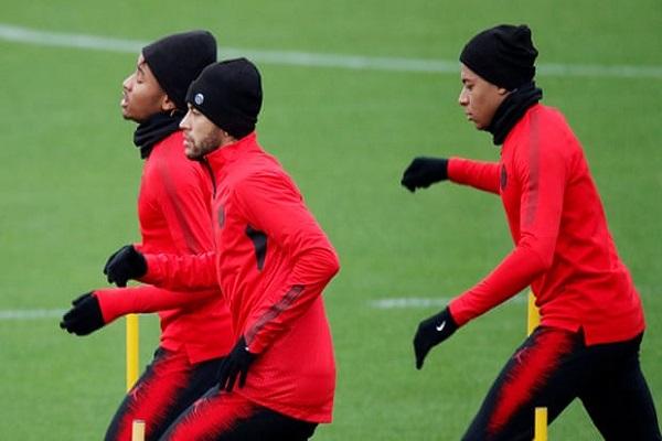 توخل يؤكد مشاركة نيمار ومبابي في مباراة ليفربول