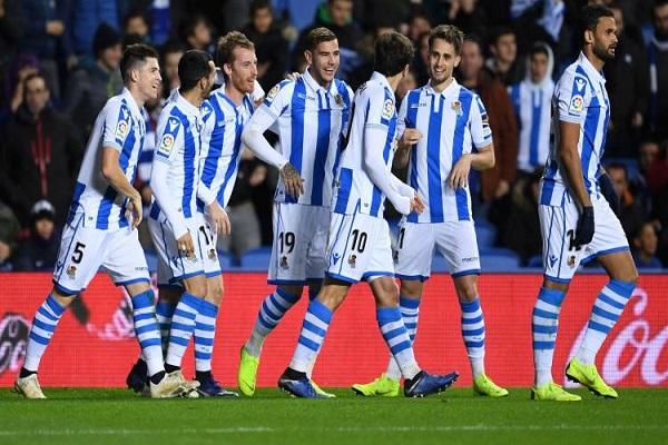 قفزة كبيرة لريال سوسييداد في الدوري الإسباني