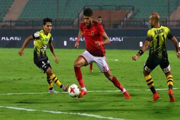 الأهلي يسقط أمام المقاولون العرب في الدوري المصري