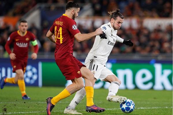 ريال مدريد وروما حسما البطاقتين في المجموعة السابعة