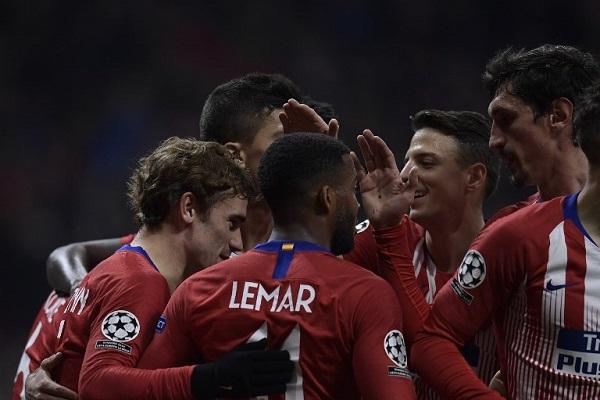 أتلتيكو مدريد إلى ثمن النهائي