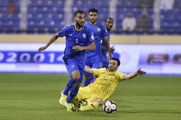 التعاون يهزم الفتح ويقفز إلى المركز الرابع مؤقتا في الدوري السعودي