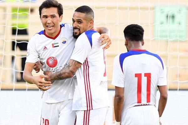 الشارقة ينقل نجاحاته في الدوري إلى كأس الامارات
