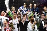 عام 2018 يشهد هيمنة الأندية الإسبانية ونجومها على الألقاب والجوائز
