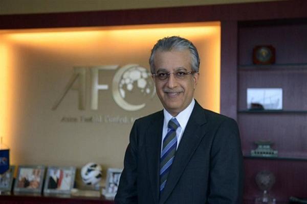البحريني الشيخ سلمان بن إبراهيم آل خليفة