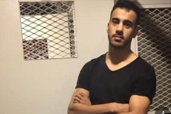 لاعب كرة القدم البحريني الدولي السابق حكيم العريبي المحتجز من قبل السلطات التايلاندية