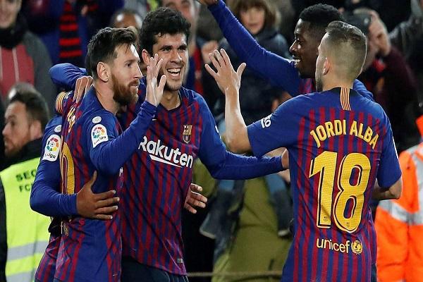 برشلونة وريال لضمان التأهل
