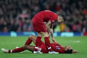 ليفربول يرجح غياب ماتيب ستة أسابيع بسبب الإصابة