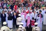 ولي العهد السعودي يحضر الجولة الكبرى لسباقات فورمولا إي