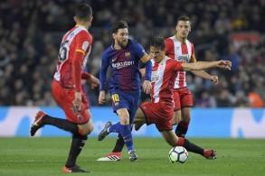 برشلونة يتخلى عن اقتراح مواجهة جيرونا في ميامي
