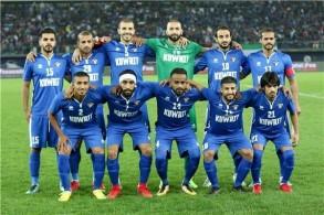 إعلان تشكيلة الكويت للمباراة الودية أمام الإمارات