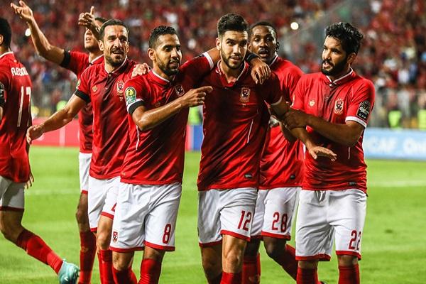 فوز مطمئن للأهلي على بطل إثيوبيا في دوري أبطل إفريقيا