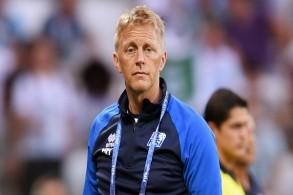 العربي القطري يتعاقد مع المدرب السابق لإيسلندا هالغريمسون
