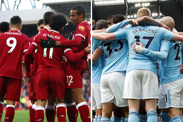 يخوض ليفربول مواجهة قوية أمام ولفرهامبتون في حين تبدو مهمة مانشستر سيتي سهلة عندما يستضيف كريستال بالاس