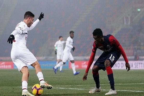 ميلان يواصل نزيف النقاط في الدوري الإيطالي