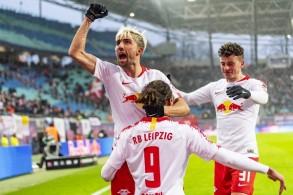 لايبزيغ يستعيد التوازن في الدوري الألماني بثنائيتين لبولسن وفيرنر