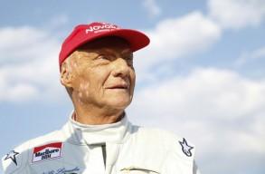 اسطورة سباقات الفورمولا واحد النمسوي نيكي لاودا