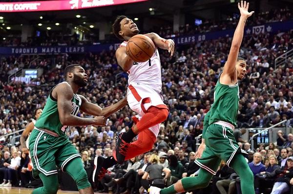 تورونتو يتجه لحسم صدارة المنطقة الشرقية في الـ NBA