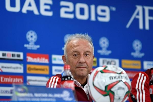 زاكيروني يؤكد أن الإمارات تطمح لإحراز للقب كأس آسيا 2019