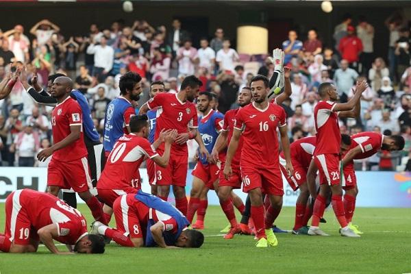 الأردن يفجر أولى مفاجآت كأس آسيا ويسقط حاملة اللقب أستراليا