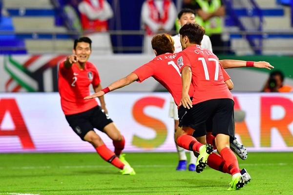 فوز صعب لكوريا الجنوبية على الفيليبين