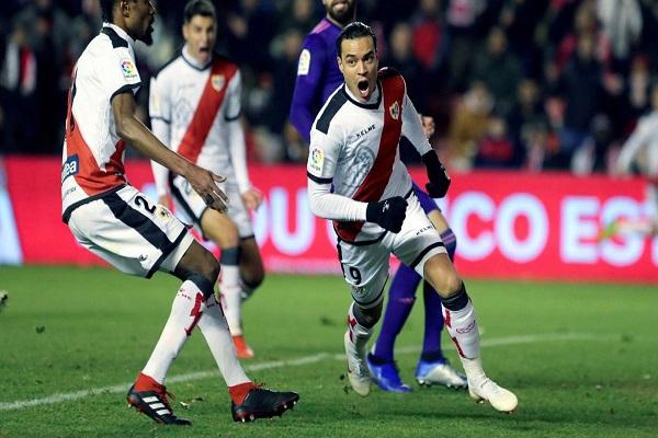 رايو فايكانو يواصل صحوته في الدوري الإسباني