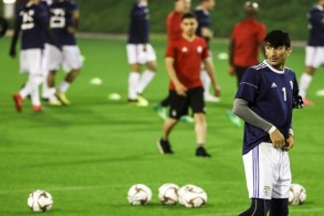 لم تهتز شباك الايراني بيرانفند في كأس اسيا 2019 في كرة القدم