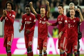 عودة عجلة الدوري الألماني للدوران وبايرن يسعى للحاق بدورتموند